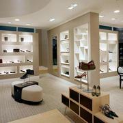 鞋店地板砖效果图片