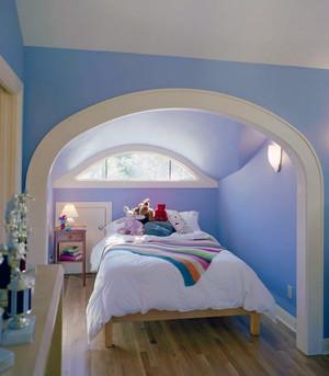 2016舒适的大户型地中海风格儿童房装修效果图