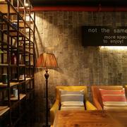 宜家风格咖啡厅效果图