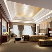 自然风格房间装修图片