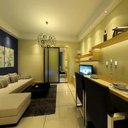 深色调公寓设计大全