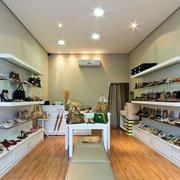 时尚风格鞋店效果图片