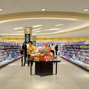2016大型超市设计装修效果图