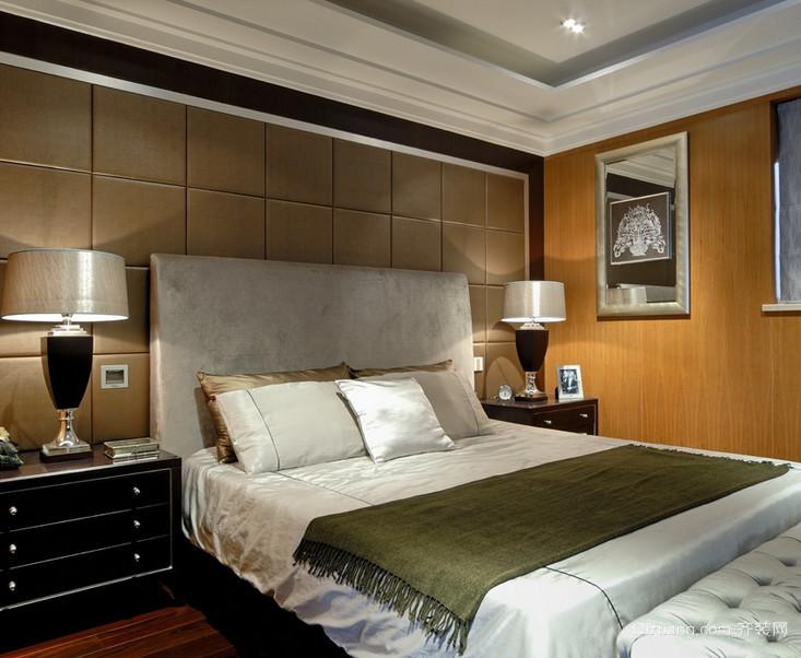 2016经典唯美的欧式复式楼卧室装修效果图