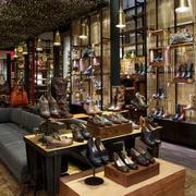 精致型鞋店效果图片