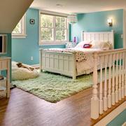 房间木地板装修图片