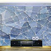 复式楼精致系列硅藻泥电视背景墙图片