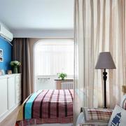小户型现代一居室装修设计效果图