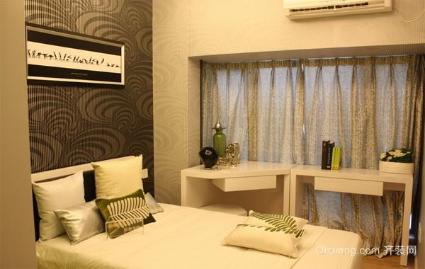 120平米现代风格房间布置装修效果图