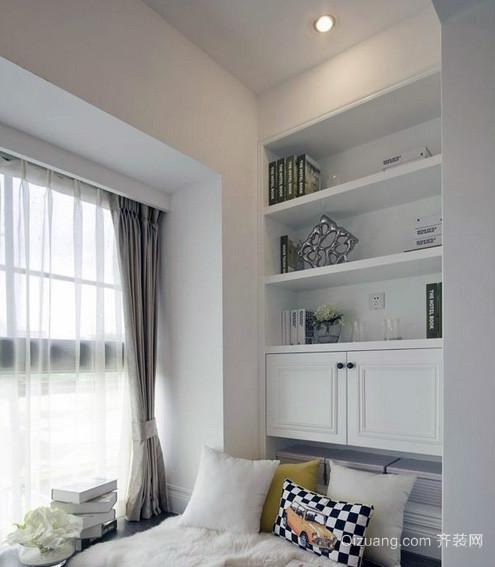 120平米大户型舒适的日式阳台榻榻米装修效果图