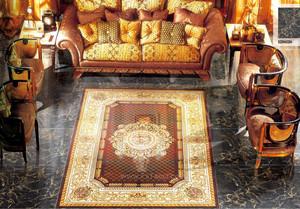 118平米简约风格地毯效果图片