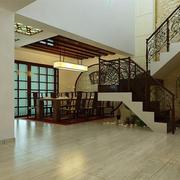 现代楼梯整体设计
