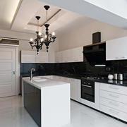 纯白色调厨房设计