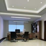 精致的办公室造型图