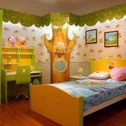 小户型精巧儿童房设计装修效果图