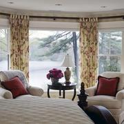 精致的室内窗帘设计