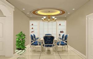 现代餐厅整体设计
