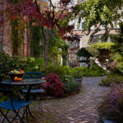 2016经典现代别墅庭院设计装修效果图