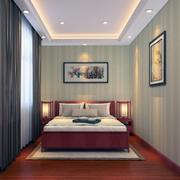唯美的卧室设计整体图