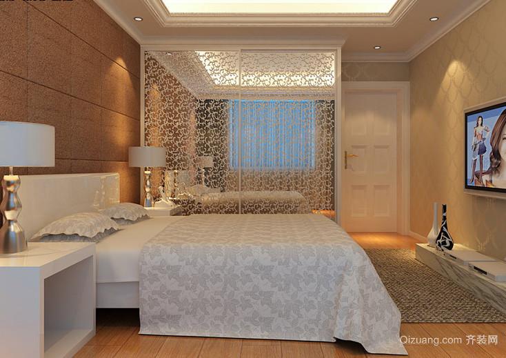2016极致完美的大户型欧式室内卧室装修效果图
