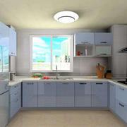 大户型厨房整体厨柜