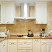 厨房整体实木厨柜