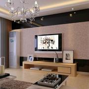 温馨电视背景墙设计