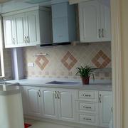 厨房防水厨柜展示