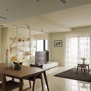 小户型客厅吊顶欣赏