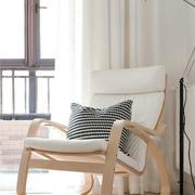 小户型实木小座椅