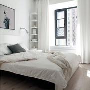 小户型纯洁卧室欣赏