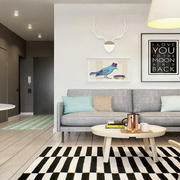 新房客厅简约小沙发
