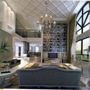 现代室内吊顶设计图