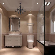 卫生间玻璃隔断门设计