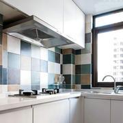 小户型厨房马赛克瓷砖