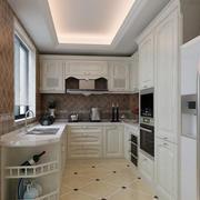 优雅的厨房厨柜欣赏