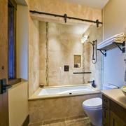 卫生间浴缸设计图片