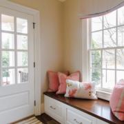 2016经典唯美的现代大户型室内飘窗装修效果图