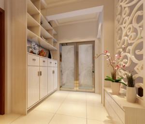 90平米大户型经典欧式室内鞋柜装修效果图