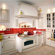 格调优雅型厨房厨柜