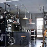 新房个性小厨房展示