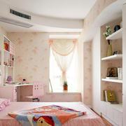 浅粉色卧室壁纸欣赏