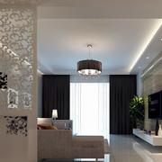 精致的的客厅造型图
