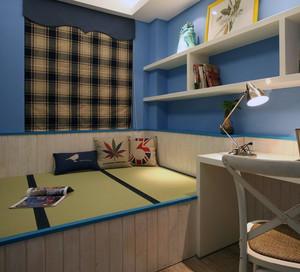 2016大户型唯美的现代卧室榻榻米装修效果图