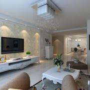 现代室内实景图