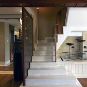 精美的楼梯造型图