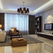 大户型客厅设计展示