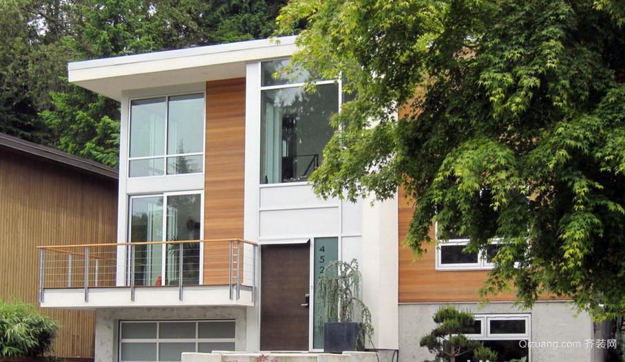 2016 新 农村 自建小 别墅 住宅 设计 图 齐装网装修