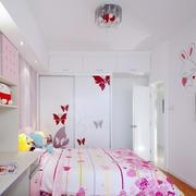 现代简约卧室展示