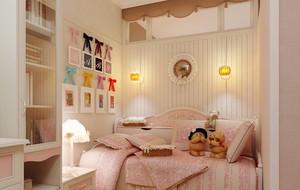 粉色迷人卧室欣赏